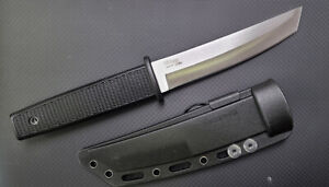 Cold Steel Kobun  Tanto Fixed Japanese Blade Tactical Knife  AUS8A Steel 17T