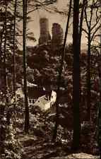 Burg Ruine Kirkel-Neuhäusel AK Saarland ~1935 Bildpostkarte des Saar-Hilfswerks