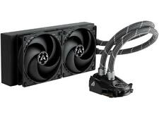 Arctic Liquid Freezer II 240MM Liquid Cpu Cooler Pwm Fans & Pwm Controlled AIO
