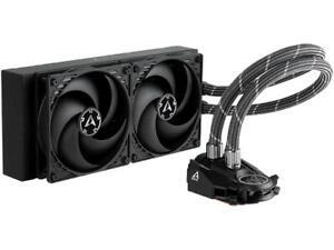 Arctic Liquid Freezer II 240 Liquid 240MM CPU Cooler Pwm Fans & Pwm Controlled A