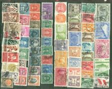 Latin America  Mexico Chile Brazil ++ Mixed Group of 250 used Stamp Lot#6695