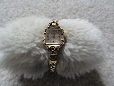 Bancor 17 Jewels Vintage Wind Up Ladies Watch - Not Working