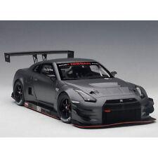 Autoart Nissan GT-R Nismo GT3 1:18 Model Car 81583 Matt Grey
