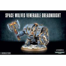 Games Workshop – Space Wolves Venerable Dreadnought – 99120101218 – 53-12