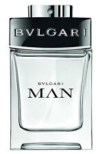 BVLGARI MAN by Bulgari 3.4 oz EDT eau de toilette Men's Spray Cologne Tester 100