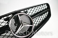 Mercedes Benz W204 2012 2013 C63 AMG Style grille Grill C300 C350 C280 C230 ABK