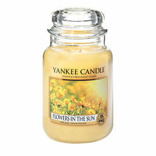 Yankee Candle Flowers in The Sun Large Jar.