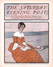 Saturday Evening Post  -  Full Magazine  -  No Mailing Label  -  July 20, 1901