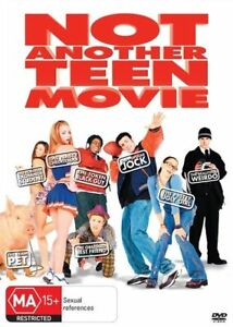 M17 BRAND NEW SEALED Not Another Teen Movie (DVD, 2018)