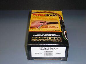 "Painless 70902 PowerBraid 1/2"" Wire Wrap"