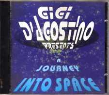 Gigi D'Agostino - A Journey Into Space - CDA - 1996 - Trance