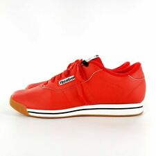Size 7 - Reebok Classics Princess Techy Red