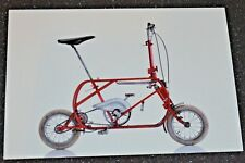 Classic Bicycle T&C POCKET BICI Postcard new