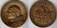 DF17 #Medaglie Papali. Giovanni Paolo II (1978-2005). Medaglia 1979 -come da fot