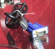 VGA To HDMI Cable