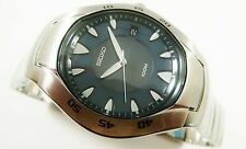 Seiko Silver Tone Stainless Steel 7N42-0BC8 Sample Watch NON-WORKING
