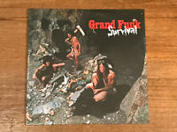 Grand Funk SEALED LP - Survival - Capitol Records SW-764