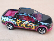 2011 Matchbox VOLKSWAGEN SAVEIRO CROSS 80/100 Outdoor Sportsman LOOSE Black