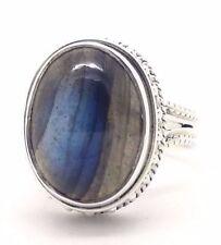 Unbranded Statement Oval Not Enhanced Fine Gemstone Rings