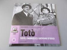 DVD TOTO´ FABRIZI E I GIOVANI D'OGGI  N° 5 IL SOLE 24 ORE CINEMA DVD