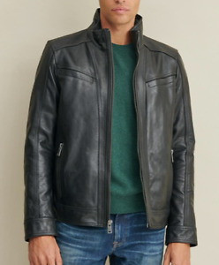 Sean Vintage Leather Jacket 100% Original NEW 2020