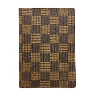 Louis Vuitton Damier Passport Cover /A0659