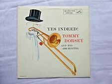 Tommy Dorsey Yes Indeed! 1956 RCA LPM-1229 Original 1st US 2-S/2-S Pressing VG+