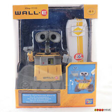 Disney Pixar Wall-E Remote Control RC robot worn box package by Thinkway Toys