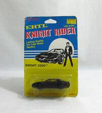 NEW 1982 Knight Rider ✧ KITT ✧ Vintage ERTL Die-cast MOC