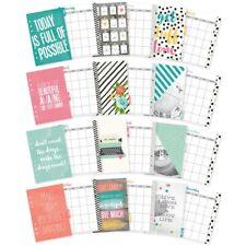 Simple Stories Carpe Diem A5 Planner Essentials Monthly Inserts 8934