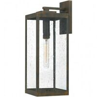 Westover - 1 Light Large Outdoor Wall Lantern in Transitional style - 7 Inches