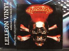Krokus Headhunter LP Album Vinyl Record 205255 A1/B1 Metal Rock 80's