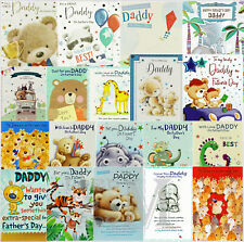 Daddy - Father's Day Card Fathers Day - Various Designs Available
