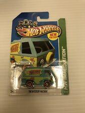 2012 Hot Wheels Scooby-Doo The Mystery Machine HW  Imagination