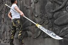 God of War Guan Yun Zhang Big Dao High Carbon Steel Chinese Sword Battle Ready