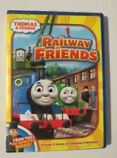 THOMAS & FRIENDS ~ RAILWAY FRIENDS ~ DVD, 2009 ~ ORIGINAL SNAP CASE ~ 1+ SHIP