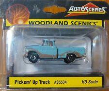 Woodland Scenics HO #5534 Pickem' Up Truck