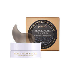 PETITFEE Black Pearl & Gold Hydro Gel Eye Patch 60 Sheet