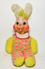 Pupazzo Rubber-head anni50 Oswald Lucky Rabbit Gund Disney Canova Ledra?h63-0013