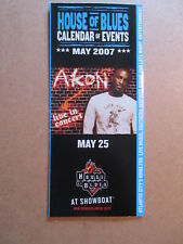 Publicite Advertising 054 2007 Skyrock Radio Akon En Concert à Nice Other Breweriana Collectibles