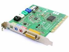 Creative Labs CT5803 PCI Sound Card Audio Board Dell 000963MH A5212397 40010498