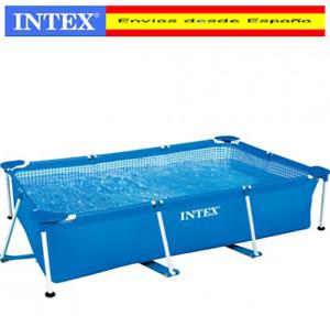 Intex Piscina desmontable 300 x 200 x 75 cm 3.834 litros