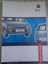 Daihatsu Mira brochure c1992?