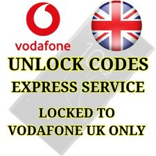 Vodafone UK Unlock code Moto C E E3 E4 E5 G G3 G4 G5 G6 Z2 Play XT ALL MOTO