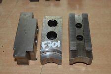 F701 Satz Weiche Backen SCHUNK KM-WBL 100 Spannbacken Aufsatzbacken 1,5mmx60°