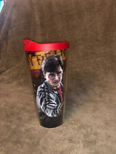 24 Ounce Tervis Tumbler Harry Potter Characters with Red Lid