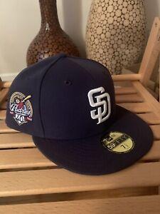 New Era 59Fifty Hat Club San Diego Padres 7 1/2 40th Anniversary