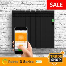 Rointe D Series DIB0770RAD - Delta 770w Oil-Filled Electric Radiator & Wifi