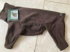 "Equafleece Polartec Full Dog Suit size 26"" Brown Brand New"