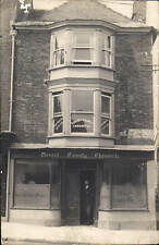 Dorchester. Dorset County Chronicle Shop Front, High West Street. Newspaper.